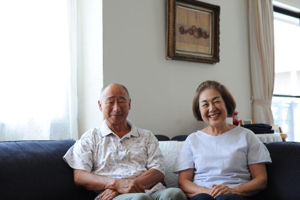 Vol.001 「藤沢市鵠沼松が岡在住 鈴木夫妻」