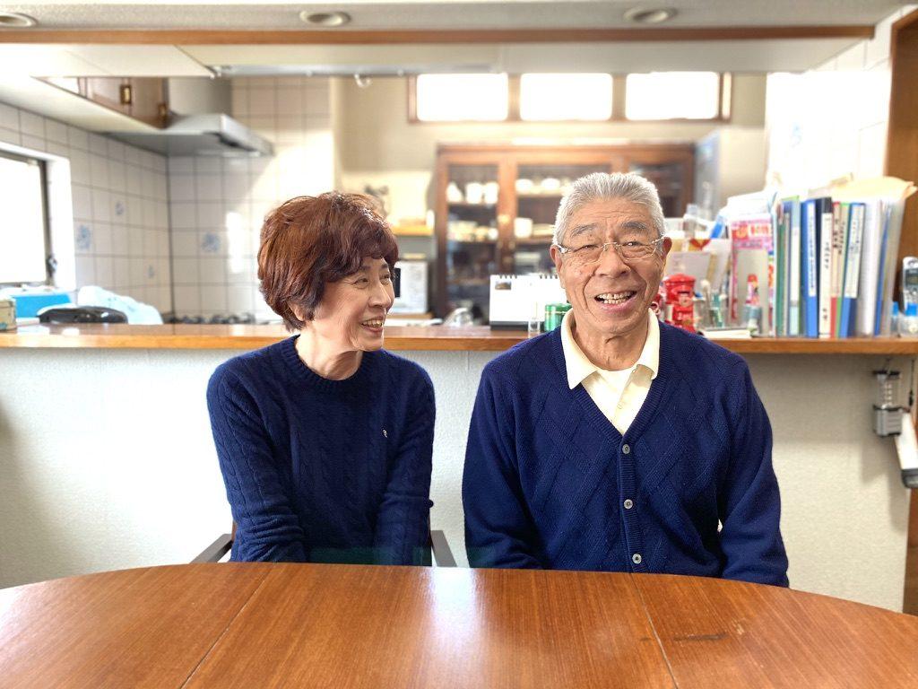 Vol.004「鎌倉市長谷在住 松澤夫妻」