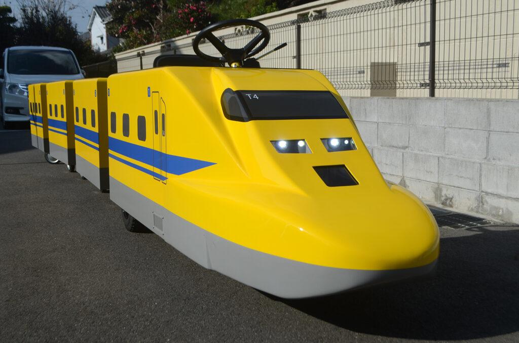 新幹線パークがやってくる!