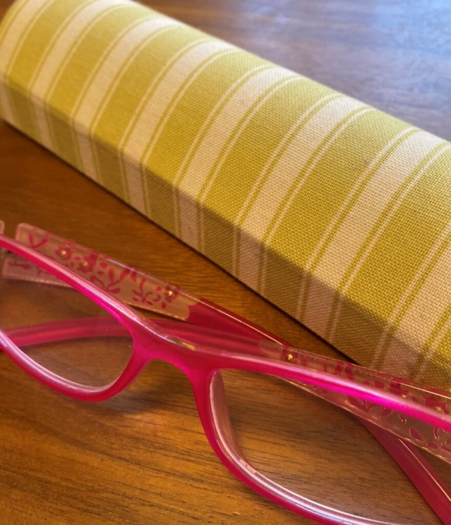 <敬老の日フェア>オリジナル眼鏡ケースづくり